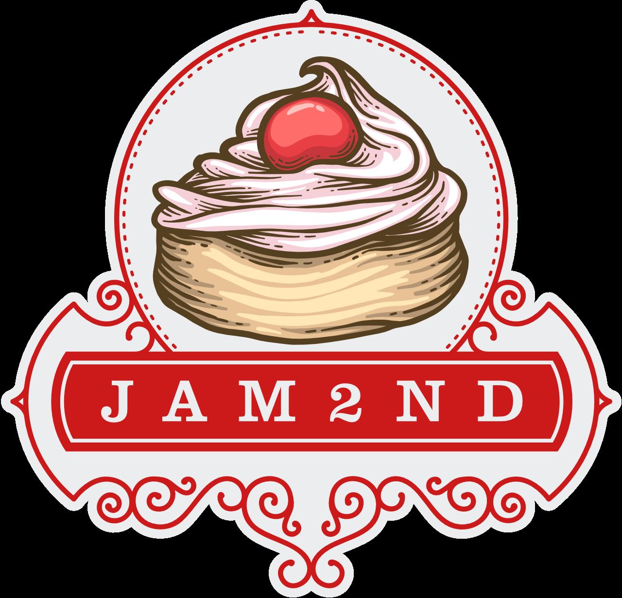 Jam2nd logo
